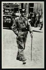 Libération d'Antony par le Général Leclerc le 24 août 1944 - Antony