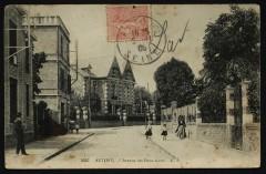 L'Avenue des Deux-Gares - Antony