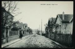 Rue Yvon - Antony