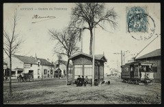 Station du tramway - Antony