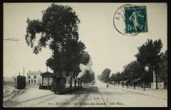 La station du tramway - Antony