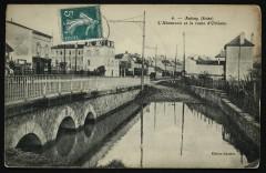L'Abreuvoir et la route d'Orléans - Antony