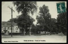 Croix de Berny - Route de Versailles - Antony