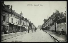 Route d'Orléans - Antony