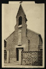 Croix-de-Berny : chapelle Sainte-Odile - Antony
