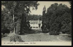 Le Parc et le château - Antony