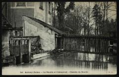Le Moulin et l'Abreuvoir - Chemin du Moulin - Antony
