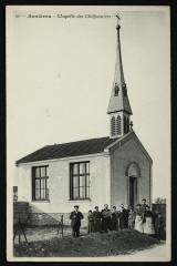 Chapelle des chiffonniers 92 Asnières-sur-Seine