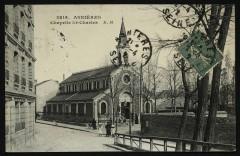 Chapelle Saint-Charles 92 Asnières-sur-Seine