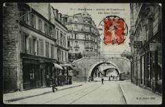 Avenue de Courbevoie - Les deux Voûtes 92 Asnières-sur-Seine