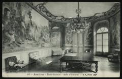 Ecole Ozanam, salle d'honneur - Asnières-sur-Seine