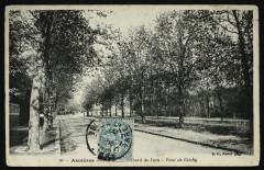 Bord de l'eau - Pont de Clichy 92 Asnières-sur-Seine