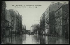 Boulevard Voltaire 92 Asnières-sur-Seine