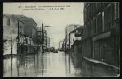 Avenue des Grésillons 92 Asnières-sur-Seine