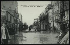 Avenue de Paris 92 Asnières-sur-Seine
