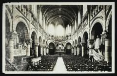 Asnières. Eglise du Perpétuel Secours 92 Asnières-sur-Seine