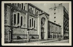 Asnières-sur-Seine, Eglise de Notre-Dame du Perpétuel Secours 92 Asnières-sur-Seine