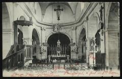 Asnières - Eglise 92 Asnières-sur-Seine