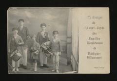 Un groupe de l'Avant-Garde des Familles nombreuses de Boulogne-Billancourt [Fanfare] 92 Boulogne-Billancourt