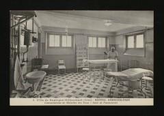 Hôpital Ambroise-Paré - Consultations de Maladies des Yeux - Salle de pansements - Boulogne-Billancourt