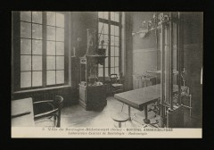 Hôpital Ambroise-Paré - Laboratoire Central de Radiologie - Radioscopie - Boulogne-Billancourt