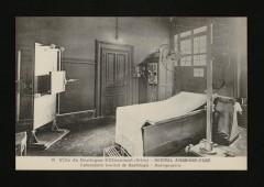 Hôpital Ambroise-Paré - Laboratoire Central de Radiologie - Radiologie - Boulogne-Billancourt