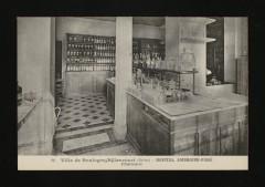 Hôpital Ambroise-Paré - Pharmacie - Boulogne-Billancourt