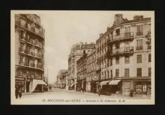 Avenue J.-B. Clément 92 Boulogne-Billancourt