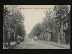 Avenue des Moulineaux 92 Boulogne-Billancourt