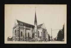 L'Eglise - Boulogne-Billancourt