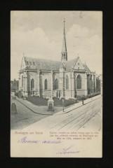 L'Eglise de Boulogne - Boulogne-Billancourt