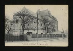 Pensionnat Saint-Joseph - Boulogne-Billancourt