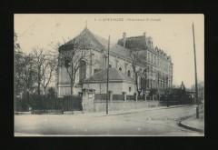 Pensionnat St-Joseph - Boulogne-Billancourt