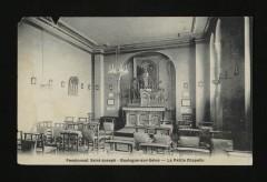 Pensionnat Saint-Joseph - La Petite Chapelle - Boulogne-Billancourt