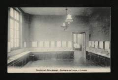 Pensionnat Saint-Joseph - Lavabo - Boulogne-Billancourt