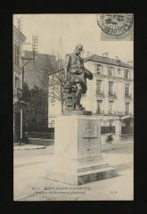 Statue de Bernard Palissy - Boulogne-Billancourt