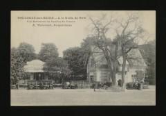 A la Grille du Bois - Café restaurant du Pavillon des Princes, A. Thévenot, Propriétaire - Paris 16e