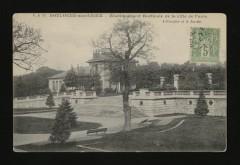 Etablissement horticole de la ville de Paris - L'Escalier et le Jardin - Paris 16e