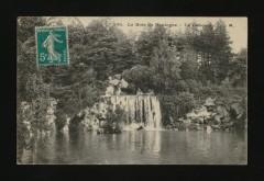 Le Bois de Boulogne - La Cascade - Paris 16e