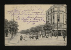 L'Avenue Victor-Hugo - Boulogne-Billancourt