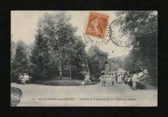 Jardin des Serres de la Ville de Paris - Paris 16e