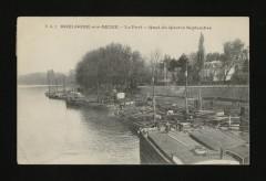 Le Port - Quai du quatre Septembre - Boulogne-Billancourt