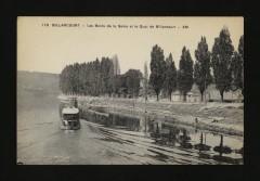 Les Bords de la Seine et le Quai de Billancourt - Boulogne-Billancourt