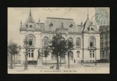 St-Cloud-Boulogne - Salle des fêtes - Boulogne-Billancourt