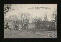 Buanderies de la Seine - Quai de Boulogne - Boulogne-Billancourt