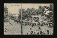 Le Vélodrome du Parc-des-Princes - Paris 16e