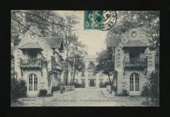 Ferme et restaurant du Pré catelan - Paris 16e