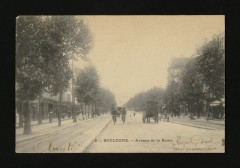 Avenue de la Reine 92 Boulogne-Billancourt