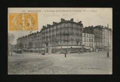 L'Avenue de la Reine et L'Avenue Victor-Hugo - Boulogne-Billancourt
