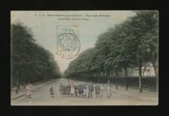 Parc des Princes, Avenue Victor-Hugo - Boulogne-Billancourt